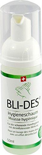 BLI-DES® HygieneSchaum - Haut- und Händereinigung (50 ml)