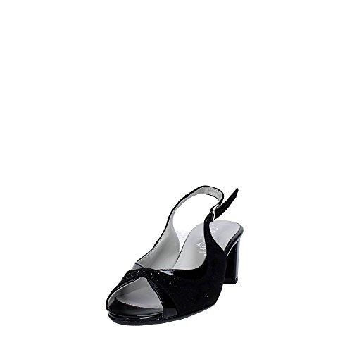 Cinzia Soft 291132 Sandalo Donna Nero