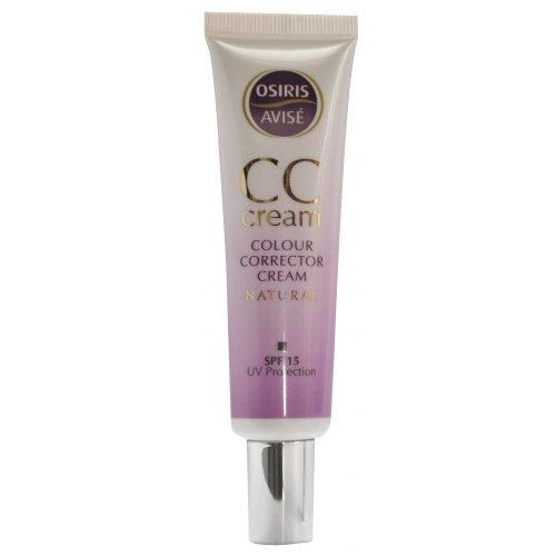 Osiris CC Cream Natural with SPF15 - 35ml