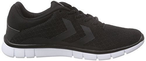Hummel Effectus Breather, Baskets Basses mixte adulte Noir (Black 2001)