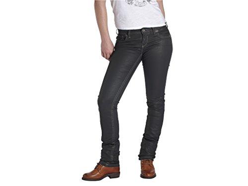 Rokker Jeans The Malignant Diva schwarz-denim, 32-32