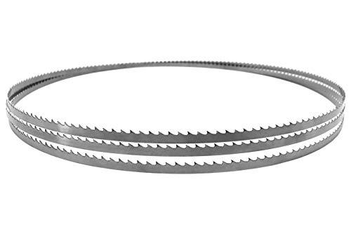PAULIMOT Sägeband aus Uddeholm-Stahl für MJ14, 2560 x 6 x 0,4 mm, 6 Zpz