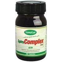Sanatur SpiruComplex Hau Tabletten 250 St, preisvergleich bei billige-tabletten.eu