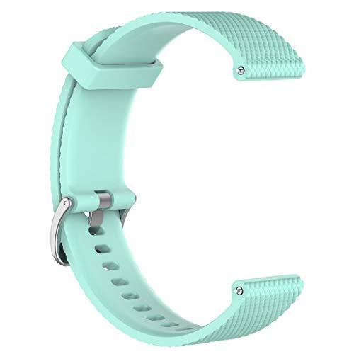 Ersatz Armband, Silikon Sport Ersatz Uhrenarmband für Weekender/Expedition (Weekender Uhrenarmbänder)