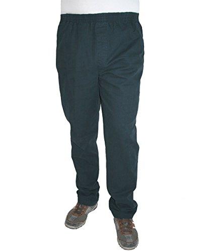 Luigi Morini -  Jeans  - straight - Basic - Uomo Blau 29