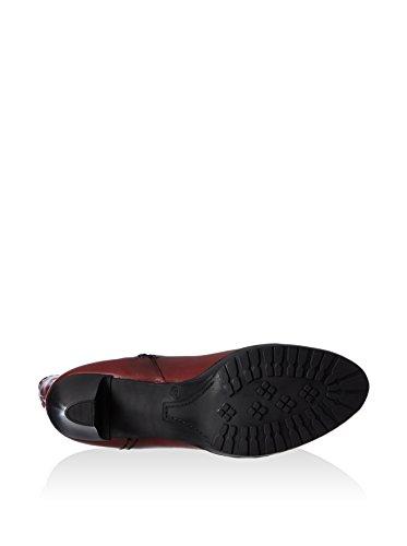 Tamaris 25035, Bottes femme Rouge (rot (bordeaux549))