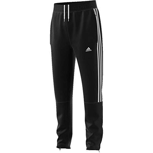 adidas Jungen YB TIRO Pant 3S Sport Trousers, Black/White, 10-11Y (Adidas Pants Training Tiro)