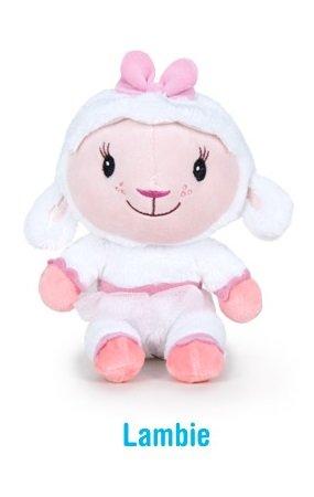 DOC Doctora juguetes - Peluche Lanitas (Lambie), la oveja 16cm Calidad super soft
