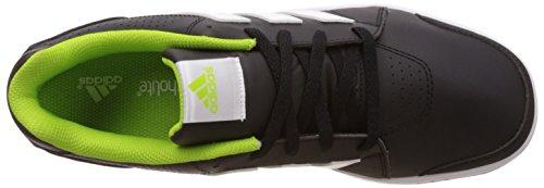 adidas Performance Unisex-Kinder Lk Trainer 7 Laufschuhe Schwarz (Core Black/Ftwr White/Semi Solar Slime)