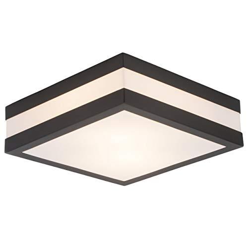 Außenwandleuchte Für 1 Leuchtmittel E27 max. 23 W