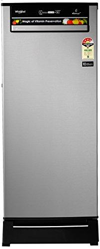 Whirlpool 200 L 4 Star Direct-Cool Single-Door Refrigerator (215 Vitamagic...