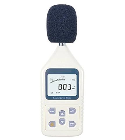 Sonomètre, YH-THINKING son Portable fréquence mètre numérique décibel mètre portatif