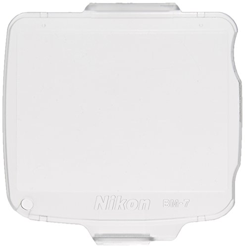 Nikon BM-7 Monitorschutz Nikon D80 Lcd