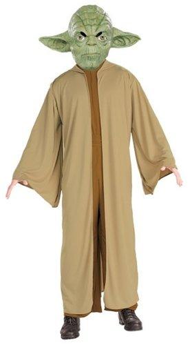 882011 M - Yoda Kind Größe 128 (Yoda Halloween-kostüme)