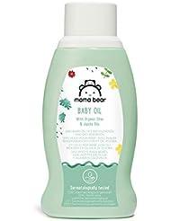 Amazon-Marke: Mama Bear Baby Öl mit Bio-Olivenöl & Bio-Jojobaöl, 250ml