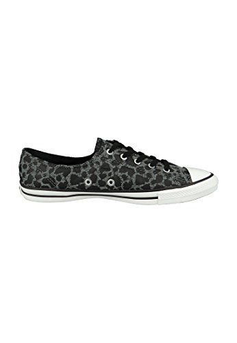 549623c Chucks All black Chuck Thunder Ox Star Taylor Schwarz white Fancy Converse 5aRnTn