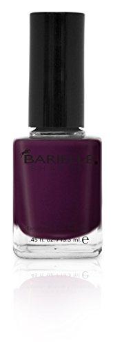 Barielle Edgy Nail Polish - Deep Purple, 13 ml -