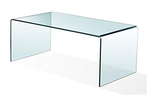 Grupo SDM - Mesas Centro Cristal - Mesa Cheval Cristal (100x48)