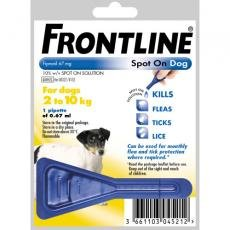 frontline-spot-on-small-dog