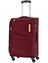 American Tourister Denton Polyester 57 cms Red Softsided Cabin Luggage (FK9 (0) 00 001)