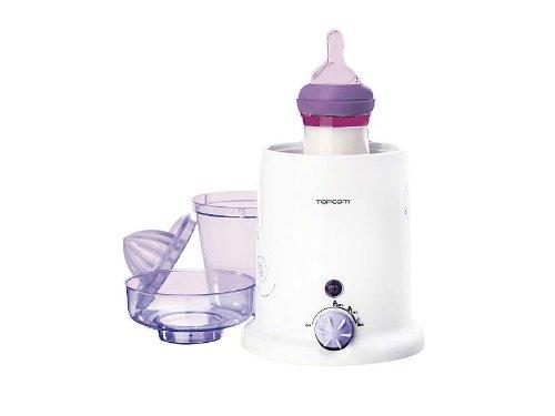 3in1 Baby-Flaschenwärmer Fläschchen-Sterilisator Obst-Entsafter (Babykostwärmer, Saugersterilisator, Babykost-Erwärmer, Vaporisator) (Obst-entsafter-wasser-flasche)