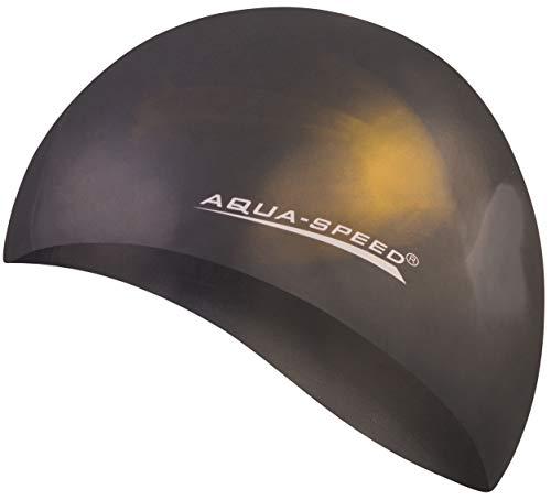 AQUA-SPEED BUNT Cuffia di bagno + Piccolo Asciugamano in microfibra  f52b40af551d