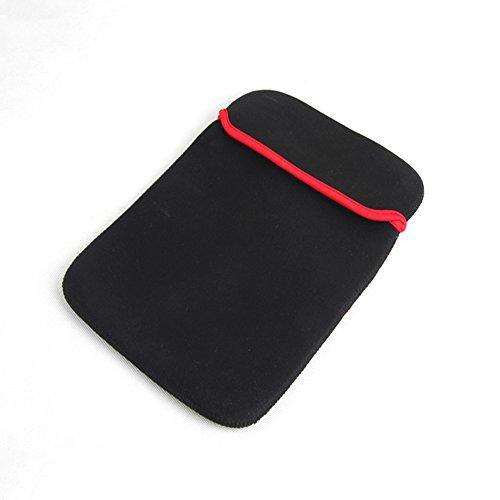 Preisvergleich Produktbild spritech (TM) Wasserdicht Shakeproof Neopren Sleeve Schutzhülle Computer Travel, der Aufbewahrungstasche Cover für für die meisten 25,4cm Laptop Tablet Notebook iPad schwarz