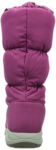 Kamik  BOMBSHELL, Bottes de neige de hauteur moyenne, doublure chaude mixte enfant Pink (BERRY /BER)