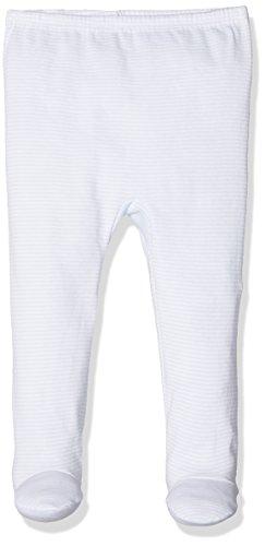 Petit Bateau Baby-Jungen PANTPIEDS Hose, Mehrfarbig (Fraicheur/Ecume 44), 80 (Herstellergröße: 12m/74cm) - Petite Hose Hosen