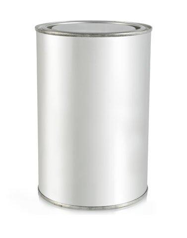 Preisvergleich Produktbild T4W leere metall Dose mit Deckel (Leerdose, Lackdose) - 10 x 1,0 Liter (59307)