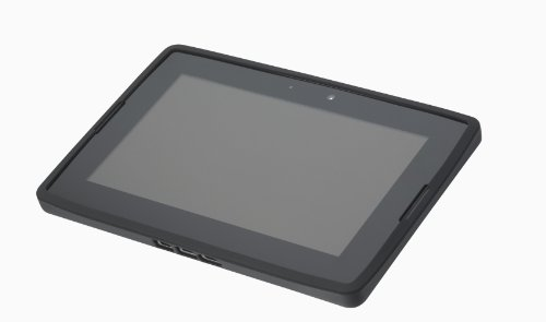 Blackberry Playbook Silicone Skin Schutzhülle schwarz Opaque - Mini Stereo Blackberry