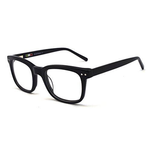 Retro square shape prescription available Eyeglasses