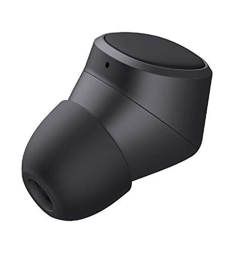 Lomsarsh Drahtloser Bluetooth-Kopfhörer, Mini Lightweight Stereo Bluetooth 4.2 Drahtloser Ohrhörer-Kopfhörer-Kopfhörer In-Ear-Kopfhörer IPX5 mit Ladegerät - Electronic Noise Cancelling Aviation Headset