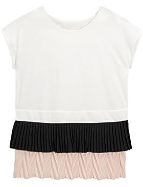 next Mujer Camiseta Bajo Plisado Regular Top Ropa
