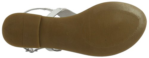 Inuovo 7230, Tongs Femme Weiß (White)