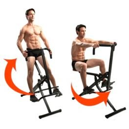Ejercitador Total de Fitness Abdo Crunch