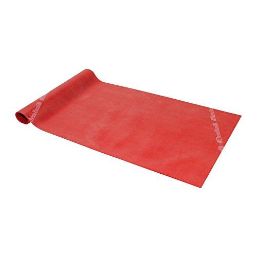 Thera-band fascia per esercizi, rosso, 2,5 m