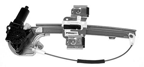Dorman 741-811 Rear Driver Side Replacement Power Window Regulator with