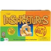 POOF-Slinky Ideal Instructures Wooden Block Construction Game