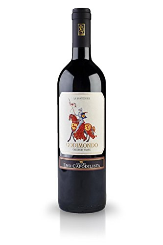 "Cabernet Franc Veneto IGT ""Godimondo"" - La Montecchia, Cl 75"