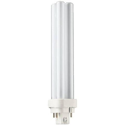 Philips Kompakt-Leuchtstofflampe Master PL-C 26W/830 4P G24q-3 warmwhite