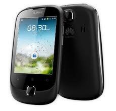 Huawei Huawei Ascend Y100 Smartphone (7,1 cm (2,8 Zoll) Touchscreen, 3,2 Megapixel Kamera, Android 2.3) schwarz