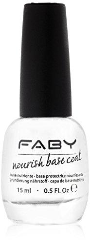 Faby Nagellack Nourish Base Coat, 15 ml