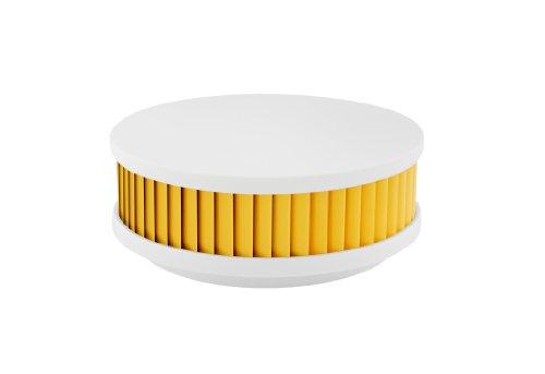 Preisvergleich Produktbild Pyrexx PX-1 Rauchmelder gelb / weiß