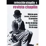 Revista Colección Chaplin