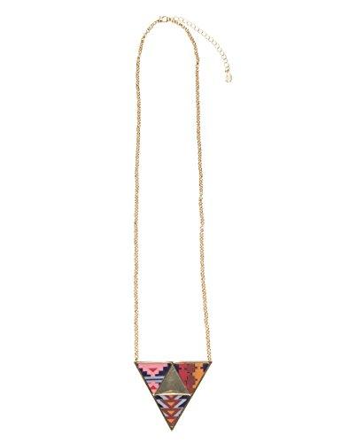 Desigual Damen-Kragen Halskette 18WAGO025014U