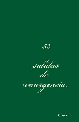 32 salidas de emergencia