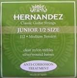 Hernandez J12 Classic Junior 1/2 - Scale 46-51 cm, Medium Tension (green)