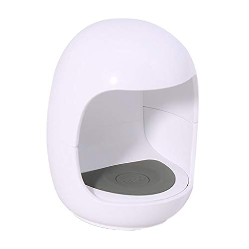 Mini Lámpara De Uñas Q Forma Huevo Máquina Fototerapia