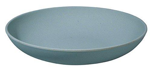 Zuperzozial assiettes creuse calotte/bol/assiette creuse pour pâtes bIO powder blue by Zuperzozial